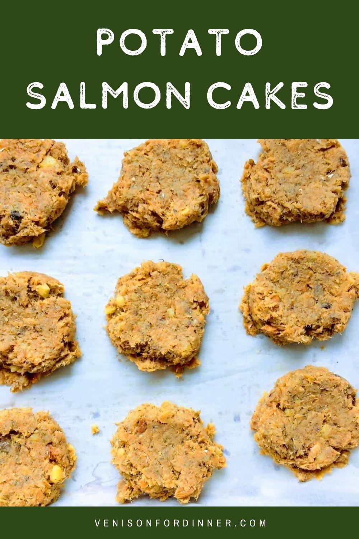 potato salmon cakes