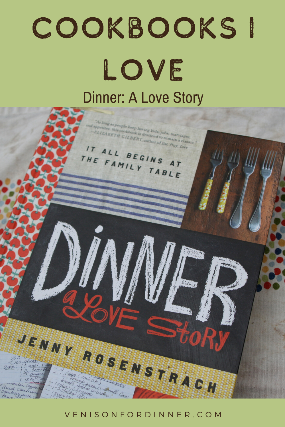 a book review of one of my favorite cookbooks
