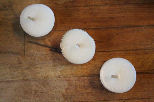 Deer Tallow Candles