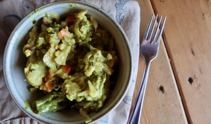 Roast Vegetable Curry