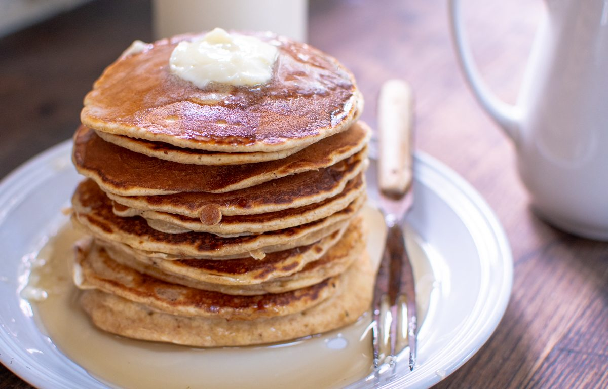 Anna's Pancakes