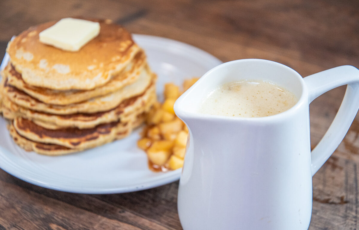 Honey Butter Pancake Syrup